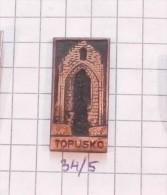 TOPUSKO (Croatia) SPA THERMALE Varazdinske Toplice  / City Stadt Ville - Formrer Yugoslavia (Roman Ruins) - Cities