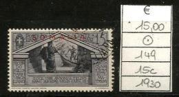 1930 SOMALIA Virgilio 15c Usato - Somalia