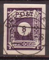 Alliierte Besetzung , SBZ , Ost - Sachsen , 1945 , Mi.Nr. 44 A O / Used - Sowjetische Zone (SBZ)