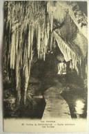 Cpa Cpsm LOURDES Grottes De Betharram Partie Inferieure Les Larmes 2 Scans Postcard Ancienne Carte Postale - Lourdes