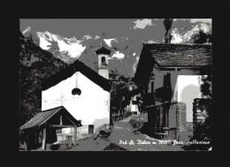 Aosta - X-Pré St. Didier - Frazione Pallusieux - Italia