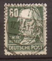 Alliierte Besetzung , SBZ , Allgemeine Ausgabe , 1948 , Mi.Nr. 225 O / Used - Sowjetische Zone (SBZ)
