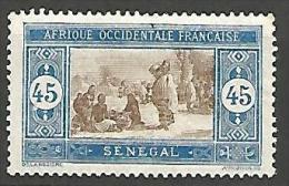 SENEGAL  N� 64 NEUF* TB