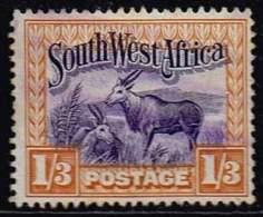 Südwestafrika 1931, Michel# 154 O - Afrique Du Sud (1961-...)