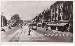 2122  85Rotterdam, Boulevard Zuid Rotterdam Beierlandselaan 1956 (rechtsonder Een Vouw) - Rotterdam