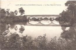 SAINT MEDARD DE GUIZIERES - 33 - Le Pont  Route De COUTRAS - ENCH - - France