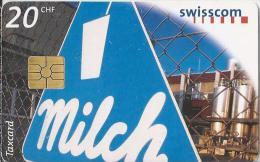 Telefoonkaart - Zwitserland. Swiss Telecom. Taxcard. CHF 20. Power Station. foto: Jen� G�si.