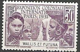 WALLIS EXPO 1931   N � 67 NEUF* TTB