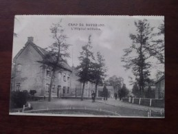 Camp Van Beverloo ( L'Hôpital Militaire ) / Anno 1920 ( Zie Foto´s Voor Details ) !! - Beringen