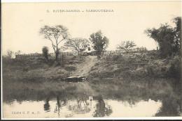 Cp Precurseur - River Gambia Yarboutenda    162 - Gambie