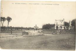 Cp Precurseur -   RIVER-GAMBIA -MAC-CARTHY - Old Government Buildings 143 - Gambie
