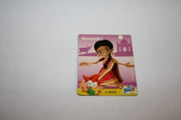 Magnet YOCO INDE - Personnages