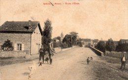 SPINCOURT --Route D'Etain - Spincourt