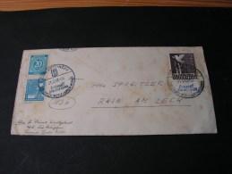 == Deutsche Post Brief , SST Göttingen , Kl. Mängek  Flecken 1948 - Sowjetische Zone (SBZ)