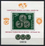 25312) BULGARIEN Block 111 Postfrisch Aus 1981, 25.- € - Blocks & Sheetlets