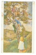 Suisse /Schweiz/Svizzera/Switzerland/ Carte Pro-Juventute Cachet Du 23.12.1925 - Pro Juventute