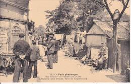 PARIS PITTORESQUE-Rue Risard-Le Marché Aux Puces - Straßenhandel Und Kleingewerbe