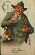 BIER BIRRA BEER 1937 - Cartes Postales