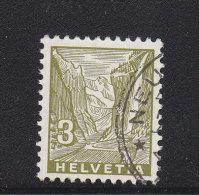 1934  N° 194  OBLITERE  CATALOGUE  ZUMSTEIN - Suisse