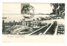 CPA MALAISIE : PENANG - Sea Shore - Surigle Penang - Malaysia