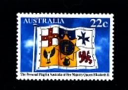 AUSTRALIA - 1981  QUEEN'S BIRTHDAY  MINT NH - 1980-89 Elizabeth II