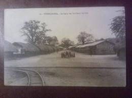 Shinkakassa.- Le Camp Des Artilleurs Du Fort  12 - Belgian Congo - Other