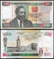 Kenya 500 SHILLINGS 2003 P 44a UNC - Kenia