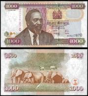 Kenya 1000 SHILLINGS 2003 P 45a UNC - Kenia