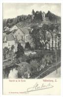 Carte Postale - Pays Bas - VALKENBURG - Gezicht Op De Ruïne - CPA   // - Valkenburg