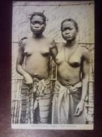 Madimba (Moyen Congo) Types Bantandus - Belgisch-Congo - Varia