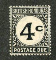 W1333  Br.Honduras 1923   Scott #J3*   Offers Welcome! - British Honduras (...-1970)