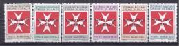 Malte(Odre De)1975: Said:PD11-16(postage Dues) Mnh** - Malte (Ordre De)