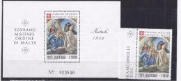 Malte(Odre De)1978: Said: MS12,153mnh** CHRISTMAS - Malte (Ordre De)