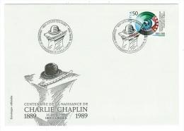 Thème // Arts // Cinéma // Centenaire De La Naissance De Charlie Chaplin (1889-1989) - Cinema