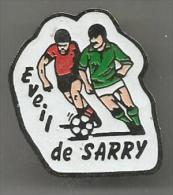 L Eveil De Sarry  51 - Football