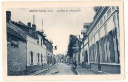 AMIFONTAINE  Le Haut De La Grande Rue Neuve Excellent état - France