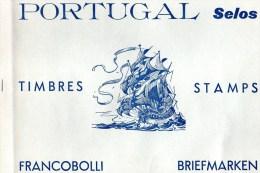 RACCOLTA FRANCOBOLLI DEL PORTOGALLO ANNI 30/40/50/60 - Emissioni Locali