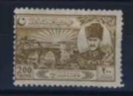 TURQUIE      -    N° 694 - 1921-... Republik