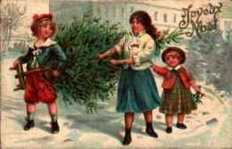 Joyeux Noël - 67 Enfants Sapin - Natale