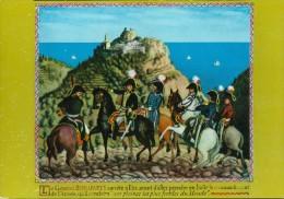 06 -  Eze, En 1672, Le Général Bonaparte S'arrête à Eze, Avant D'aller Prendre En Italie Le Commandement De L'Armée - Eze