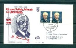 Berlin Ouest - West Berlin 1971 - Michel N.401 - Hermann Von Helmholtz - [5] Berlijn