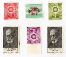 Collection Timbres De La Suisse (?), Specimen, Probedruck, Essay, Epreuve, Rare (?) - Lotes/Colecciones
