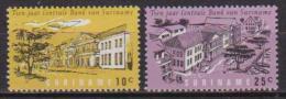 SURINAME 1967 BANCA CENTRALE DI SURINAM YVERT. 457-458 MLH VF - Suriname