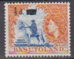 Basutoland, 1959, SG 54, Mint Hinged - Basutoland (1933-1966)