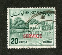 W1555  Pakistan 1961  Scott #O84 (o)   Offers Welcome!