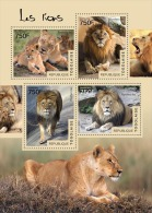 tg14515a Togo 2014 Lion s/s