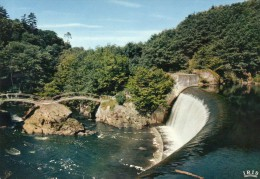 CP SAINT JUNIEN. barrage du gu� Giraud.