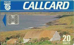 CALLCARD 20 UNITS PAYSAGE SC7 ETAT COURANT - Irlande