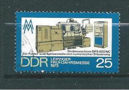 Allemagne  Timbres De 1973  N°1530  Oblitéré - [6] Democratic Republic