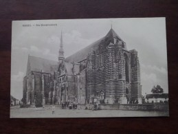 Ste DIMPHNAKERK ( Gheel ) - Anno 19?? ( Zie Foto´s Voor Details ) !! - Geel